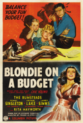 Blondie on a Budget (1940) [cc]