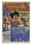 Manhunt of Mystery Island (1945)  Chapter 01 - Secret Weapon
