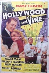 Hollywood and Vine (1945)