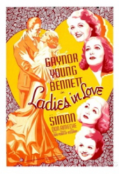 Ladies In Love (1936) [cc]