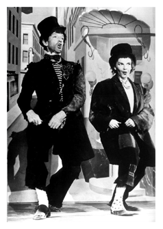 "Fred Astaire & Judy Garland ""A couple of swells"""