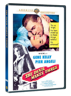 The Devil Makes Three (1952)